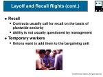 layoff and recall rights cont16