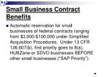 small business contract benefits41