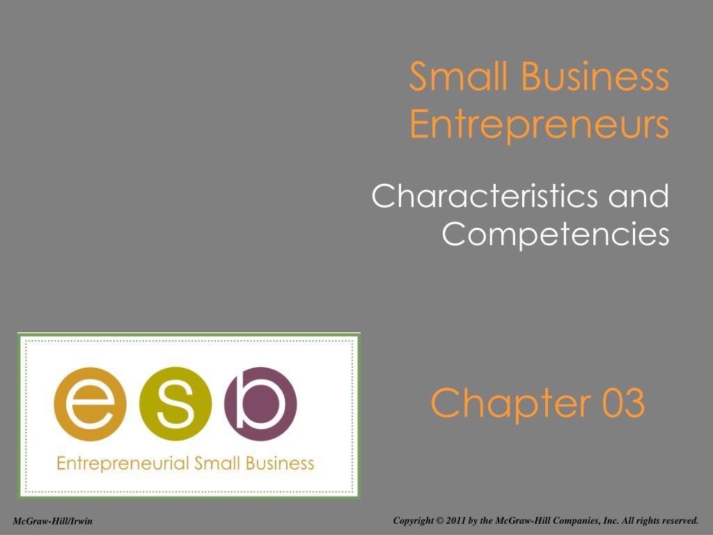 small business entrepreneurs