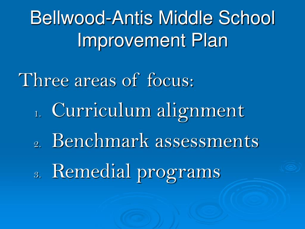 Bellwood-Antis Middle School