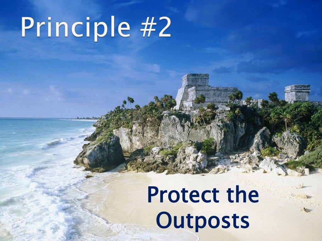 Principle #2