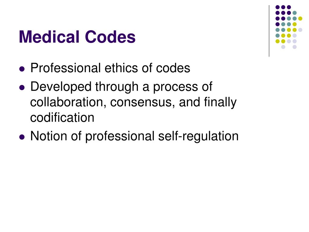 Medical Codes