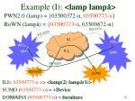 example i lamp lamp