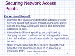 securing network access points18