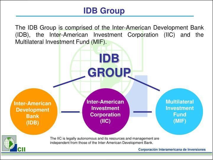Inter-American Investment Corporation (IIC)