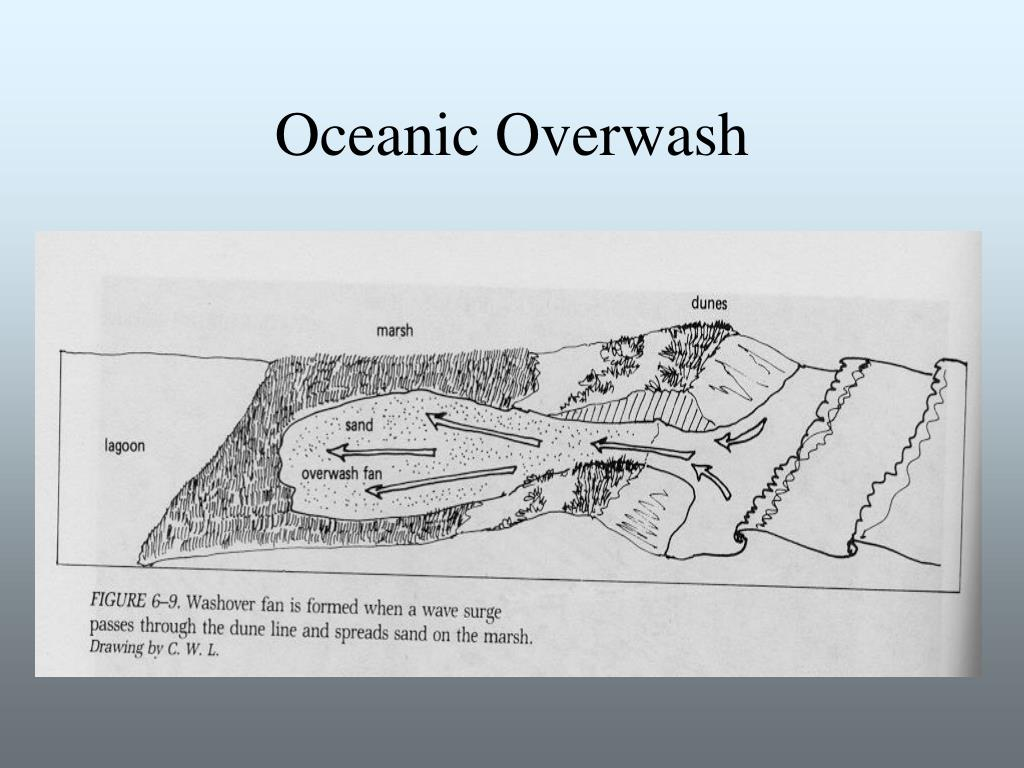 Oceanic Overwash