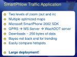smartphlow traffic application