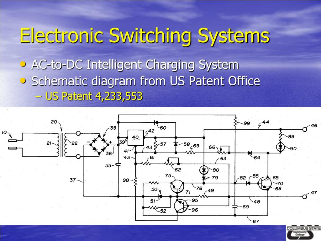 Electronic Switching Systems