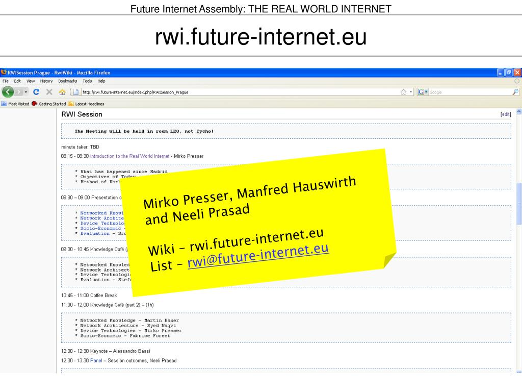 rwi.future-internet.eu