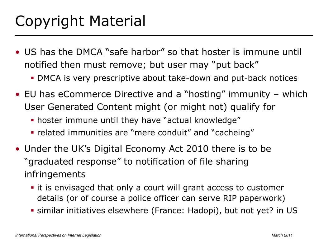 Copyright Material
