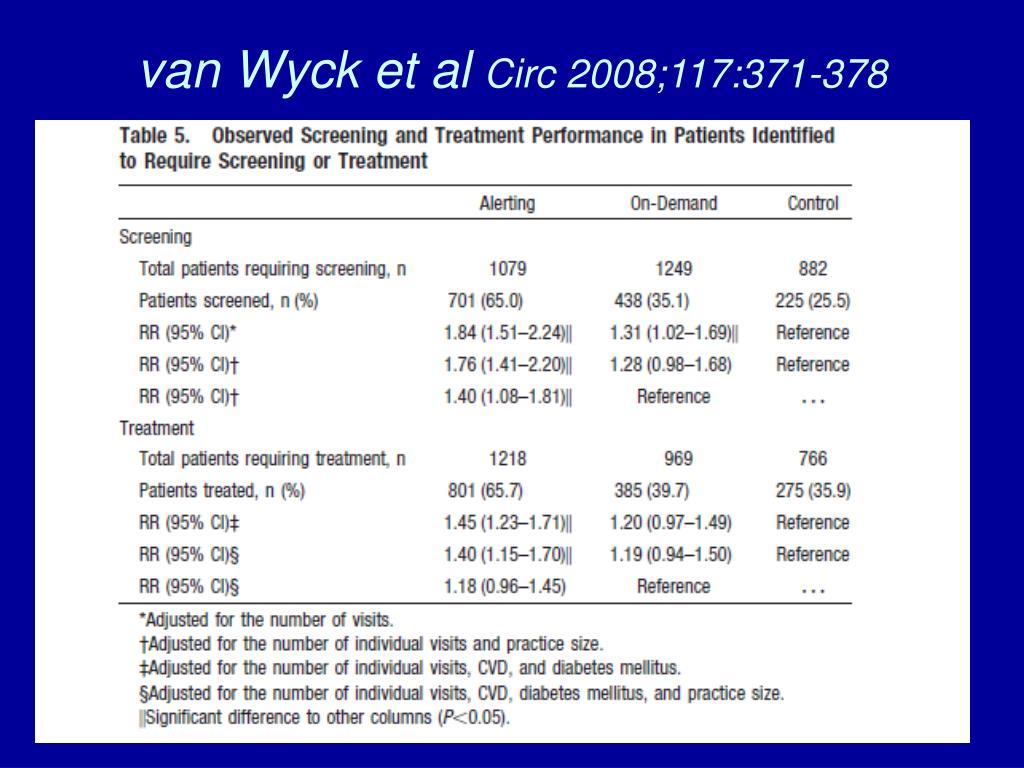 van Wyck et al