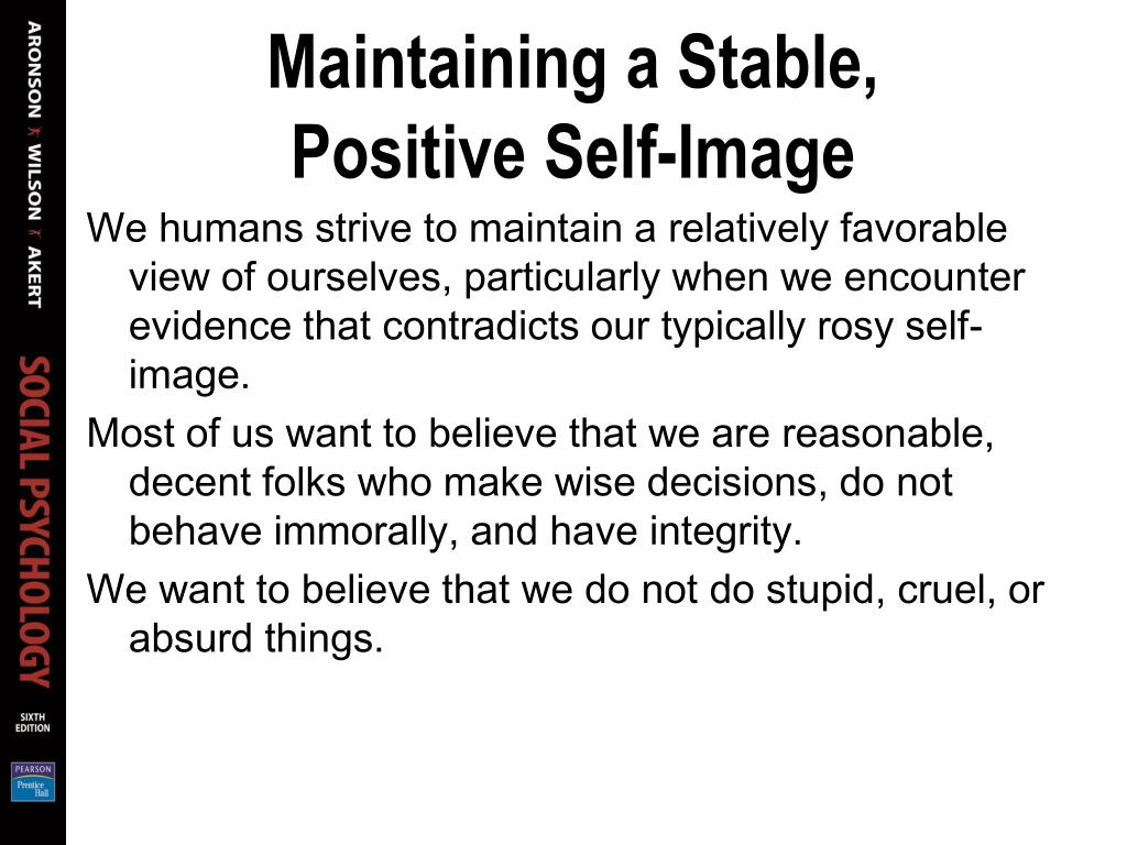 Maintaining a Stable,
