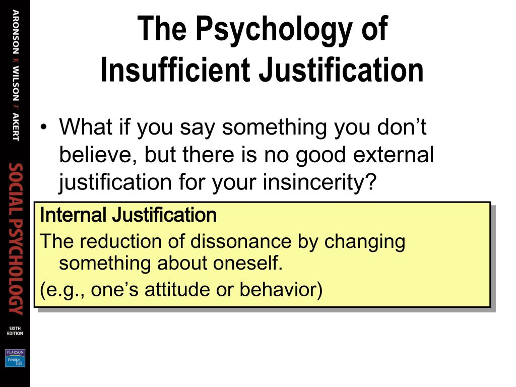 The Psychology of
