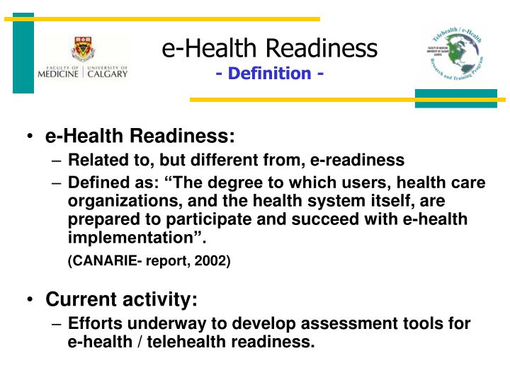 readiness definition