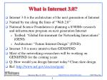 what is internet 3 0