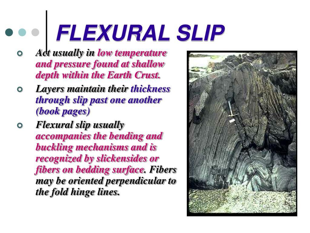 FLEXURAL SLIP