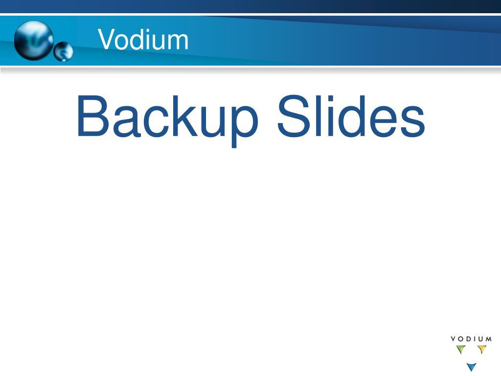 Vodium