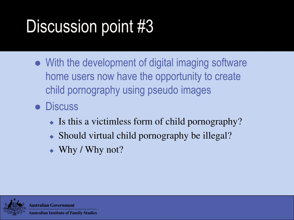 Discussion point #3