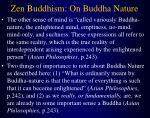 zen buddhism on buddha nature18