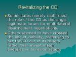 revitalizing the cd12