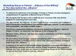 marketing kenya in poland alliance of the willing 3 the idea behind the alliance
