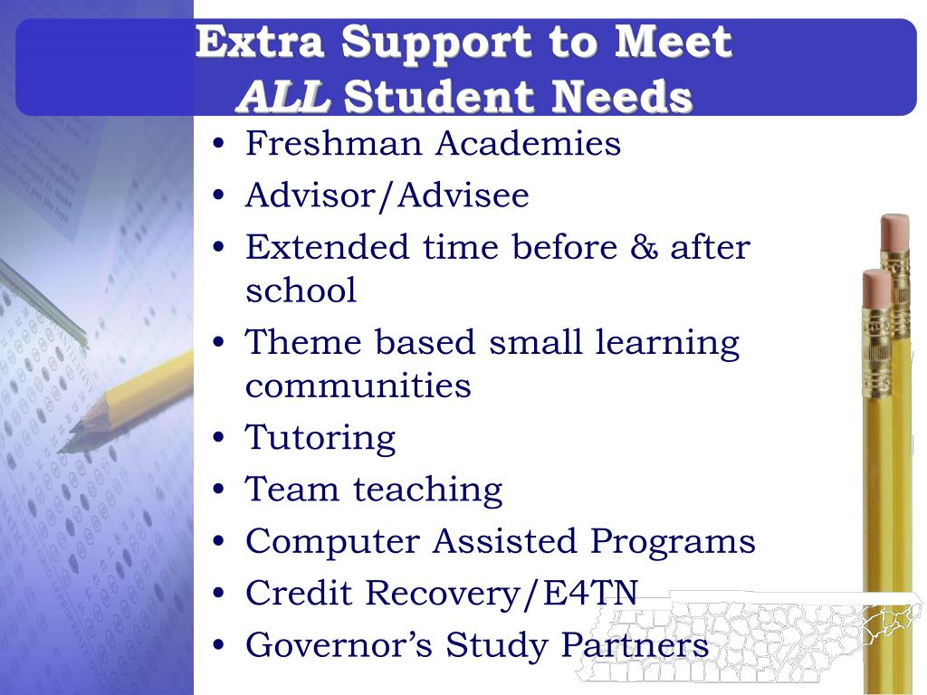 Extra Support to Meet
