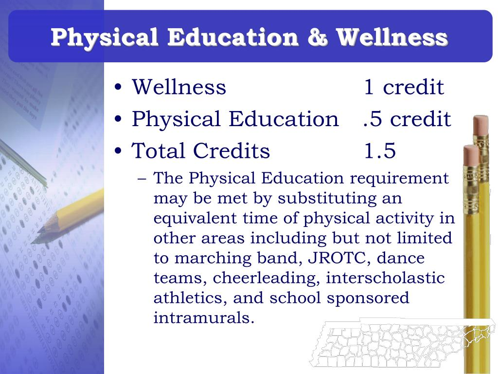 Physical Education & Wellness