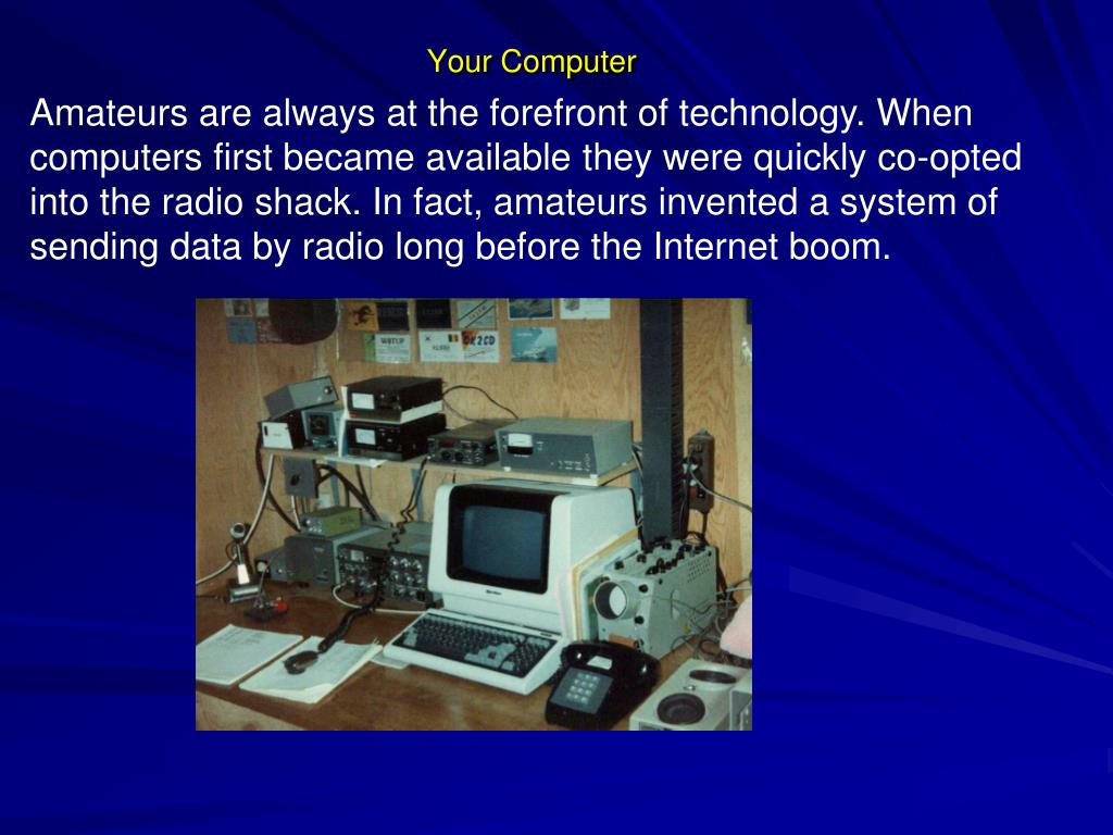 Your Computer