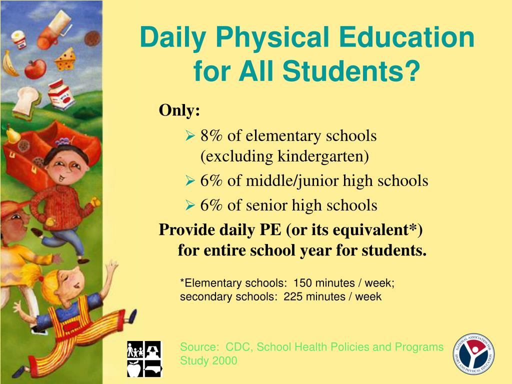 Daily Physical Education