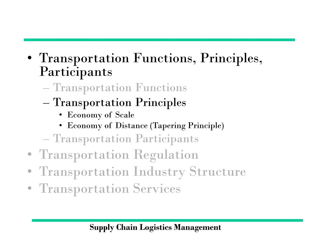 PPT - Supply Chain Logistics Management PowerPoint Presentation - ID