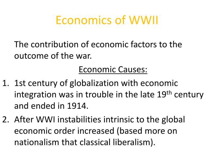 Economics of wwii2
