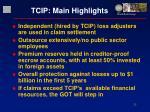 tcip main highlights25