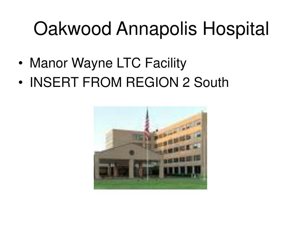 Oakwood Annapolis Hospital