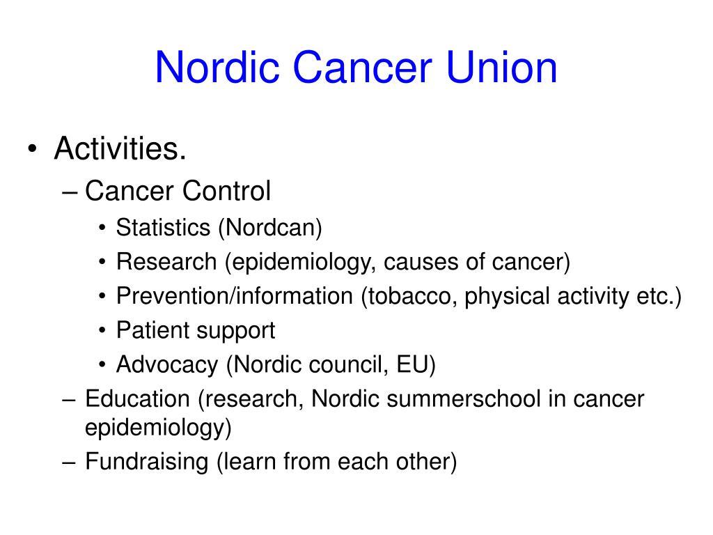 Nordic Cancer Union