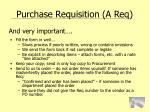 purchase requisition a req24