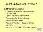 what is accounts payable41