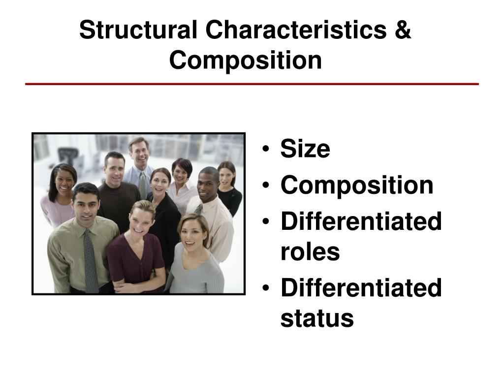 Structural Characteristics & Composition