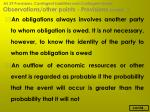 observations other points provisions contd20