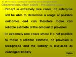observations other points provisions contd21