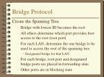 bridge protocol