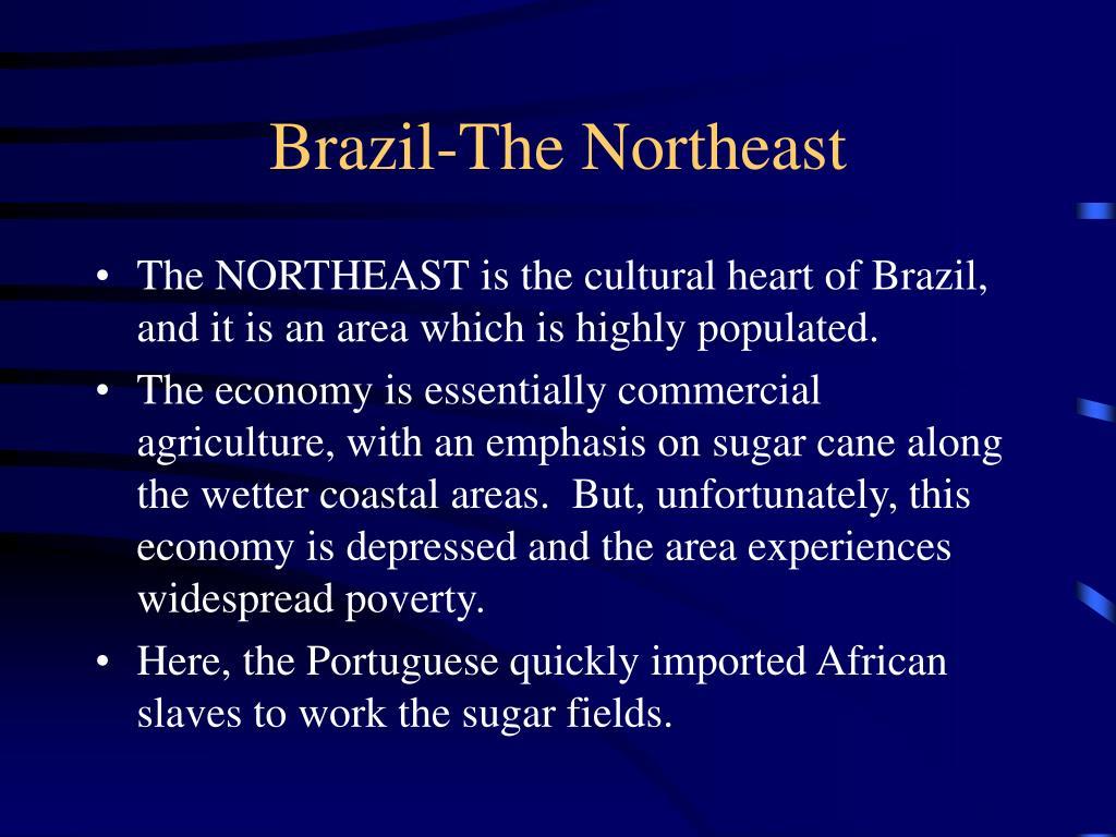 Brazil-The Northeast