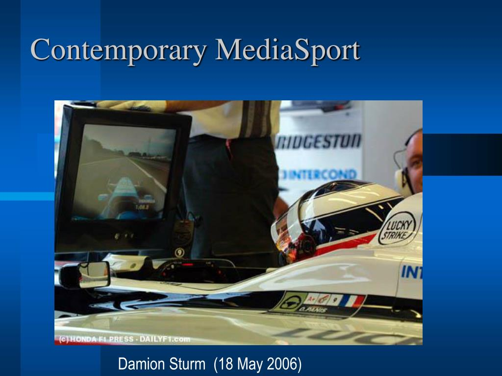 contemporary mediasport