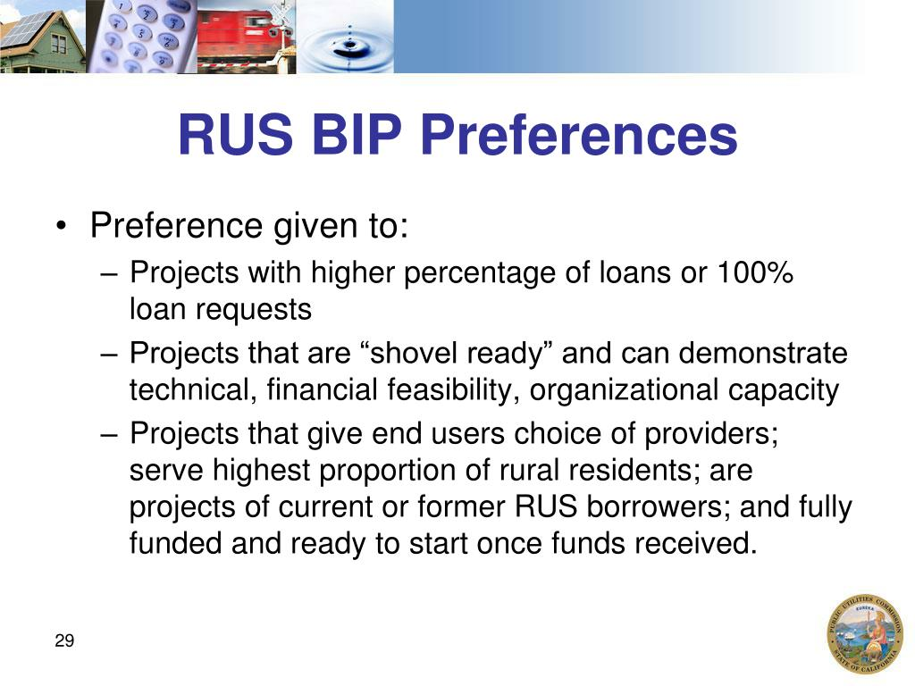 RUS BIP Preferences