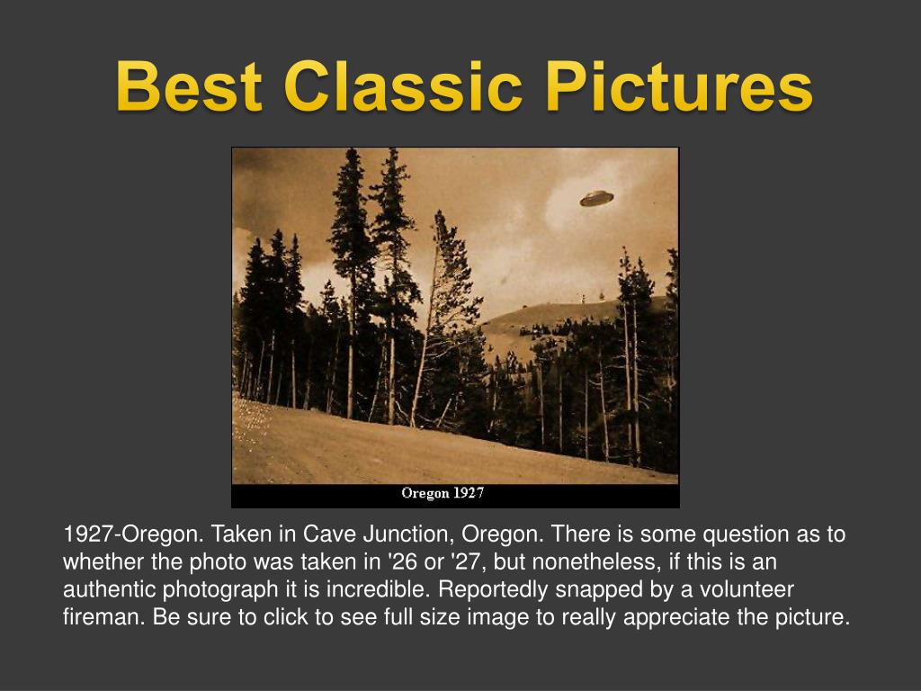 Best Classic Pictures
