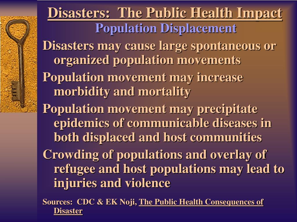 Population Displacement