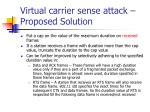 virtual carrier sense attack proposed solution25