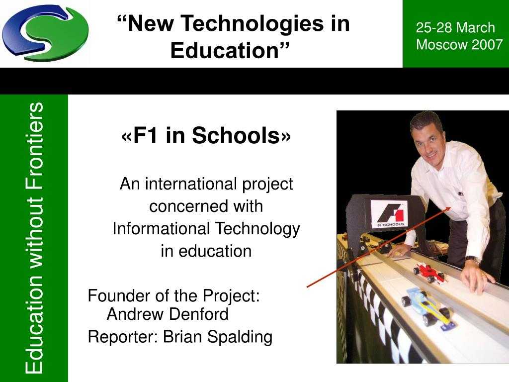 new technologies in education l.