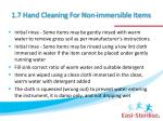 1 7 hand cleaning for non immersible items41