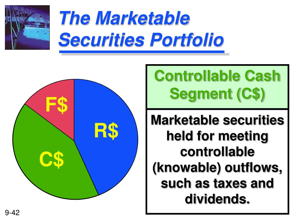 The Marketable Securities Portfolio