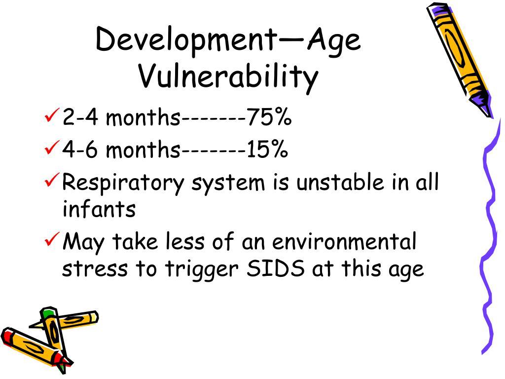 Development—Age Vulnerability